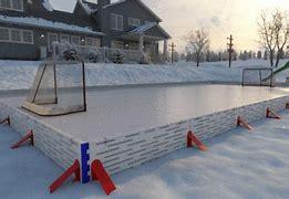 Backyard ice rink kits Canada (How to build)